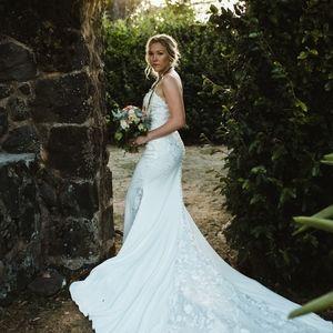 Pronovias Barcelona Epico Wedding Dress